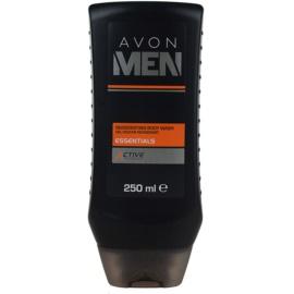 Avon Men Essentials erfrischendes Duschgel  250 ml