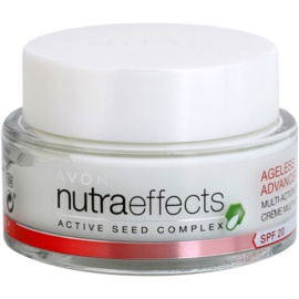 Avon Nutra Effects Ageless Advanced náhrada SPF 20  50 ml