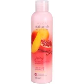 Avon Naturals Body lehké tělové mléko  200 ml