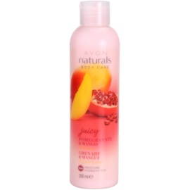Avon Naturals Body Light Body Milk  200 ml