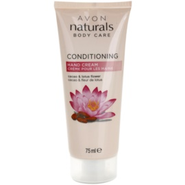 Avon Naturals Body crema nutritiva de maini  75 ml
