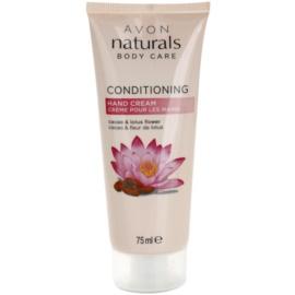 Avon Naturals Body nährende Crem für die Hände  75 ml