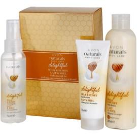 Avon Naturals Body Kosmetik-Set  I.