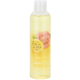 Avon Naturals Body erfrischendes Duschgel mit Maracuja und Pfingstrose  200 ml