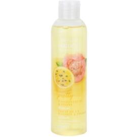 Avon Naturals Body felfrissítő tusfürdő gél golgotavirággal és bazsarózsával  200 ml