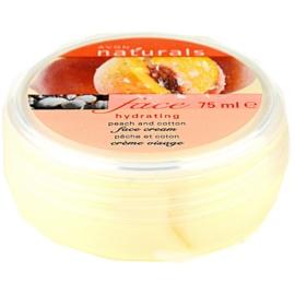 Avon Naturals Face хидратиращ крем  с праскови и памук  75 мл.