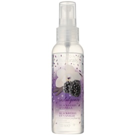 Avon Naturals Fragrance Body Spray with Blackberry and Vanilla  100 ml
