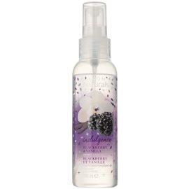 Avon Naturals Fragrance tělový sprej s ostružinou a vanilkou  100 ml
