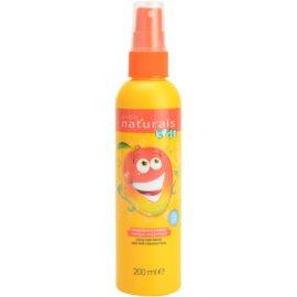 Avon Naturals Kids sprej pre jednoduché rozčesávanie vlasov  200 ml