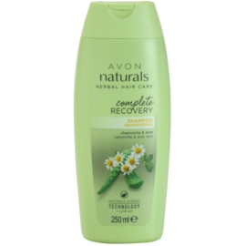 Avon Naturals Herbal Regenierendes Shampoo mit Kamille  250 ml