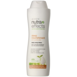 Avon Nutra Effects Nourish Hydrating Body Lotion For Dry To Very Dry Skin  400 ml