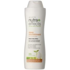 Avon Nutra Effects Nourish hydratisierende Körpermilch für trockene und sehr trockene Haut  400 ml