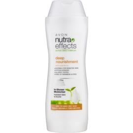 Avon Nutra Effects Nourish Nourishing Body Milk For Shower  250 ml