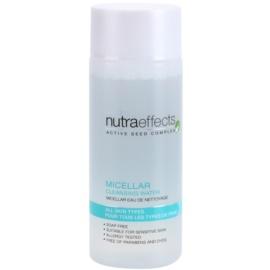 Avon Nutra Effects Micellar čisticí pleťová voda  200 ml
