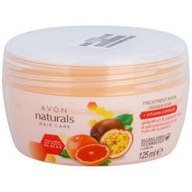 Avon Naturals Hair Care regeneracijska maska za lase  125 ml
