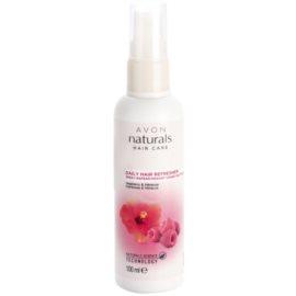 Avon Naturals Hair Care sprej pro mastné, jemné a porézní vlasy  100 ml