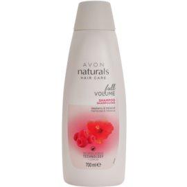 Avon Naturals Hair Care šampon pro jemné a zplihlé vlasy  700 ml