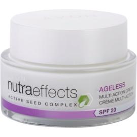 Avon Nutra Effects Ageless nappali krém regeneráló hatással SPF 20  50 ml