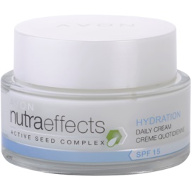 Avon Nutra Effects Hydration hydratisierende Tagescreme LSF 15  50 ml