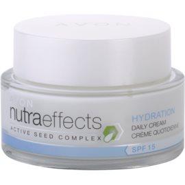 Avon Nutra Effects Hydration hidratáló nappali krém SPF15  50 ml