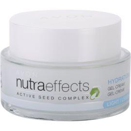 Avon Nutra Effects Hydration lehký hydratační gelový krém  50 ml