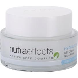 Avon Nutra Effects Hydration gyengéd és hidratáló géles krém  50 ml