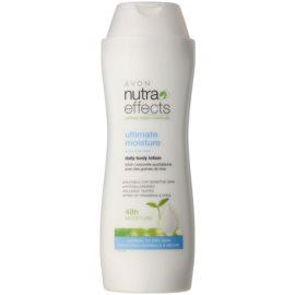 Avon Nutra Effects hidratáló testápoló tej normál és száraz bőrre  250 ml