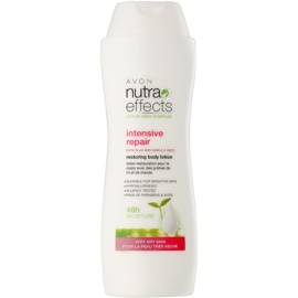 Avon Nutra Effects obnovujúce telové mlieko pre veľmi suchú pokožku  250 ml