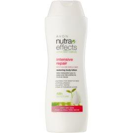 Avon Nutra Effects obnovující tělové mléko pro velmi suchou pokožku  250 ml