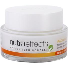 Avon Nutra Effects Radiance crema de noche iluminadora  50 ml