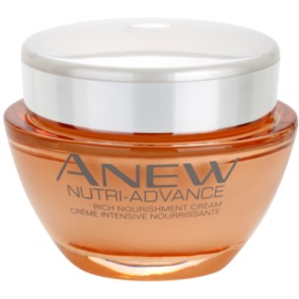 Avon Anew Nutri - Advance nährende Crem  50 ml