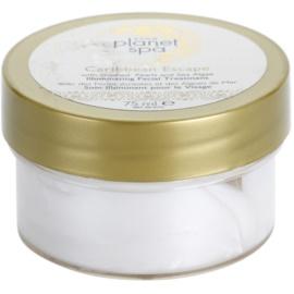 Avon Planet Spa Caribbean Escape Crema de noapte cu extract de perle si alge marine  75 ml