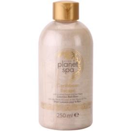 Avon Planet Spa Caribbean Escape pihentető fürdő tengeri hínár és gyöngy kivonattal  250 ml
