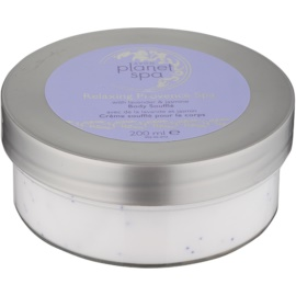 Avon Planet Spa Provence Lavender Moisturizing Body Cream With Lavender  200 ml