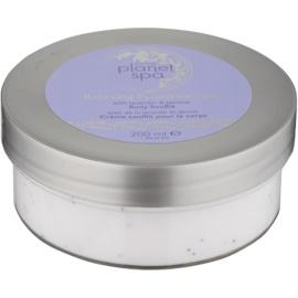 Avon Planet Spa Provence Lavender vlažilna krema za telo s sivko  200 ml