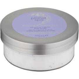 Avon Planet Spa Provence Lavender hydratační tělový krém s levandulí  200 ml