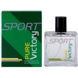Avon Sport Pure Victory Eau de Toilette para homens 50 ml