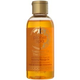 Avon Planet Spa Treasures Of The Desert aceite de masaje renovador con aceite de argán de Marruecos  150 ml