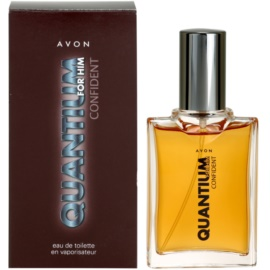 Avon Quantium Confident for Him Eau de Toilette für Herren 50 ml