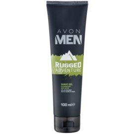 Avon Men Rugged Adventure żel do golenia dla mężczyzn 100 ml
