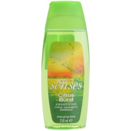 Avon Senses Awakening Citrus Burst Shower Gel  250 ml