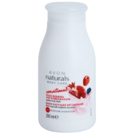 Avon Naturals Body Care Sensational Body Shake 200 ml