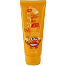 Avon Sun Kids Kinder Zonnebrandcrème  SPF 50  75 ml