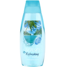 Avon Senses Lagoon Clean and Refreshing gel douche rafraîchissant  500 ml
