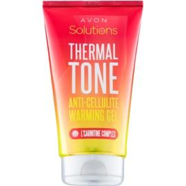 Avon Solutions Thermal Tone wärmendes Gel gegen Cellulite  150 ml