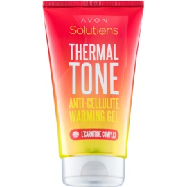 Avon Solutions Thermal Tone gel de aquecimento contra a celulite  150 ml