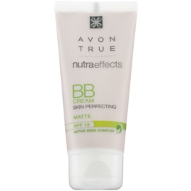 Avon True NutraEffects BB cream opacizzante SPF 15 colore Medium 30 ml