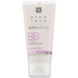 Avon True Nutra Effects fiatalító BB krém SPF 15 árnyalat Light 30 ml