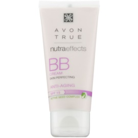 Avon True NutraEffects Rejuvenating BB Cream SPF 15 Shade Light 30 ml