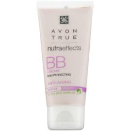 Avon True Nutra Effects fiatalító BB krém SPF 15 árnyalat Medium 30 ml